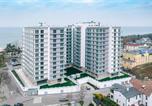Location vacances Międzyzdroje - Balticus Apartamenty Promenada Gwiazd 14-1