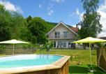 Location vacances Ternuay-Melay-et-Saint-Hilaire - Chalet with 4 bedrooms in Le Menil with private pool enclosed garden and Wifi 8 km from the slopes-1