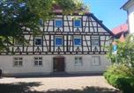 Location vacances Immenstaad am Bodensee - Alt Fischbach Ferienwohnung-1