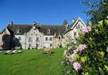 Hôtel Gentioux-Pigerolles - Château de Crocq - Chambres d'Hôtes de Charme-1
