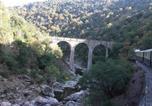 Camping en Bord de rivière Rhône-Alpes - Camping Le Viaduc-3