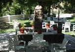 Camping avec Site nature Espagne - Camping Balcon de Pitres-4