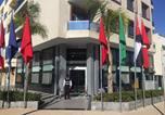 Hôtel Rabat - Annakhil Hotel-2