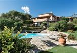 Location vacances Palau - Porto Rafael Villa Sleeps 10 Pool Air Con Wifi-1