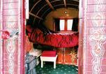 Hôtel Hereford - Wriggles Brook Gypsy B&B-2
