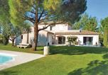 Location vacances Puy-Saint-Martin - Holiday home Cléon d'Andran 81 with Outdoor Swimmingpool-4