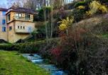 Hôtel Jura - Domaine Du Moulin Vallée Heureuse