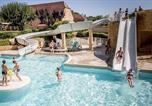Camping avec Parc aquatique / toboggans Dordogne - Camping Les Granges-1