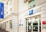 Hôtel Val-de-Marne - Ibis budget Saint-Maurice-2
