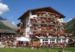 Hôtel Suisse - B&B Haus Granit Saas Grund-1