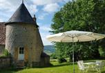 Location vacances  Nièvre - Cozy Castle in Onlay with Swimming Pool-3