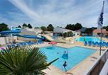 Camping avec Piscine couverte / chauffée La Faute-sur-Mer - Camping Siblu Le Bois Masson - Funpass inclus-1