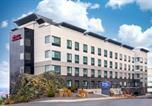Hôtel Spokane - Hampton Inn & Suites Spokane Downtown-South-1