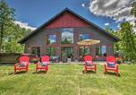 Location vacances Walker - Lakeside Modern Chalet on the Crow Wing Chain-1