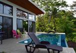 Location vacances  Costa Rica - Villa Playa Dominical-1