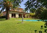 Location vacances Grimaud - Holiday Home Villa Les Fourches-2