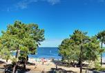 Camping en Bord de lac Gironde - Camping la Dune Bleue-4