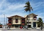 Hôtel Aracaju - Via Mar Praia Hotel-1