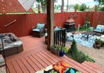 Location vacances Nashville - Vacation Home 5 Mins to Down Town 2 Bedrooms 2 Baths Garden Area Hot Tub-3