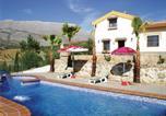 Location vacances Alfarnatejo - Holiday home Cerro Malága-1