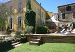 Hôtel Hérépian - D'oc D'or Chambre D'hôtes-3