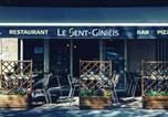 Hôtel Campagnac - Le Sent-Ginieis-1
