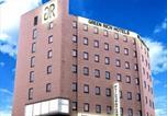 Hôtel Ōita - Green Rich Hotel Oita Ekimae-1