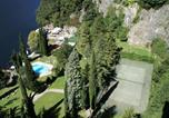 Location vacances  Province de Côme - Special Apartment in Pognana Lario with Beautiful Lake View-2