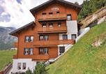 Location vacances Saas-Fee - Holiday Apartment Chalet Ideal Ii 05-2