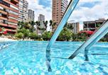 Location vacances Benidorm - Wifi Luxury Modern Apartment-1