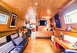 Hôtel Edinburgh - The Four Sisters Boatel - Houseboat-2