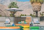 Hôtel Palm Springs - Infusion Beach Club