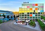 Hôtel 4 étoiles Lucerne - Radisson Blu Hotel, Lucerne-1