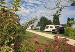 Camping avec Parc aquatique / toboggans Centre - Camping L'Arada Parc-3