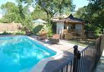 Location vacances Saint-Hilaire-de-Brethmas - Les Jardins d'Estriat-2