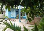 Location vacances  Cuba - La Mansion del Dr. Hernandez Pina Remedios-2