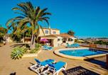 Location vacances Senija - Finca Palacios - comfortable holiday accommodation in Benissa-1