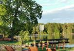 Location vacances Priepert - Schöne 3zimmer Ferienwohnung direkt am Baalensee-4