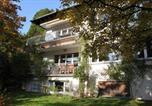 Location vacances Baden-Baden - Schönes Appartement mit Gartenblick-2