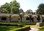 Hôtel Toluca - Hacienda La Purisima-4