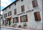 Hôtel Peyrilhac - Auberge la Source - Logis Hôtels-1