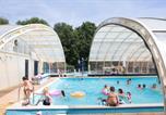 Camping avec Parc aquatique / toboggans Pays-Bas - Camping De Papillon-1