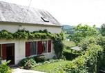 Location vacances Moulins-Engilbert - Quaint Farmhouse by the Forest in Mhere-1