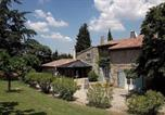 Location vacances Bourg-lès-Valence - Holiday Home Saint Peray Chemin Des Combes-3