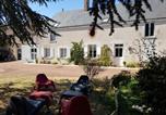 Hôtel Blois - &quote;La Chambre de Garance&quote; B&B, spa, sauna, détente-1