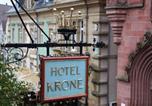 Hôtel Ettlingen - Hotel Krone-1