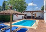 Location vacances Algatocín - Stunning home in Algatocín w/ Outdoor swimming pool, Outdoor swimming pool and 4 Bedrooms-3