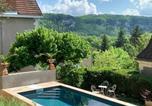 Hôtel Badefols-sur-Dordogne - Hostellerie du Passeur - Hôtel & Restaurant - Climatisation et Piscine chauffée-3