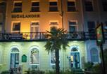 Hôtel Scarborough - Highlander Hotel-1