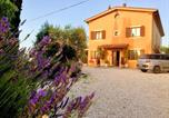 Location vacances Gemmano - Apartment with 3 bedrooms in San Clemente with enclosed garden and Wifi 10 km from the beach-1